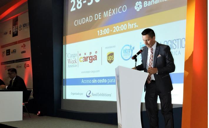 México, con gran oportunidad de posicionarse en el ámbito logístico mundial: Ricardo Treviño Chapa, Aministrador General de Aduanas del Servicio de Administración Tributaria. (Foto: VI)