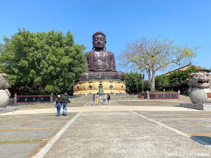 彰化市-八卦山大佛風景區-彰化八景之首 還有天空步道-ba gua shan