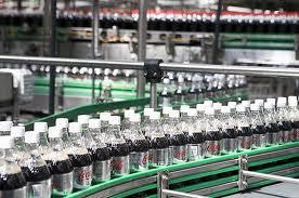 Produção de refrigerante