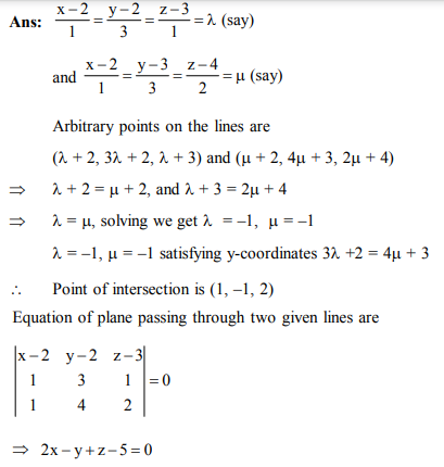 ncert class 12th math Answer 36