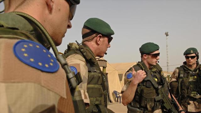 UE busca alternativa continental a OTAN sin EEUU ni Reino Unido