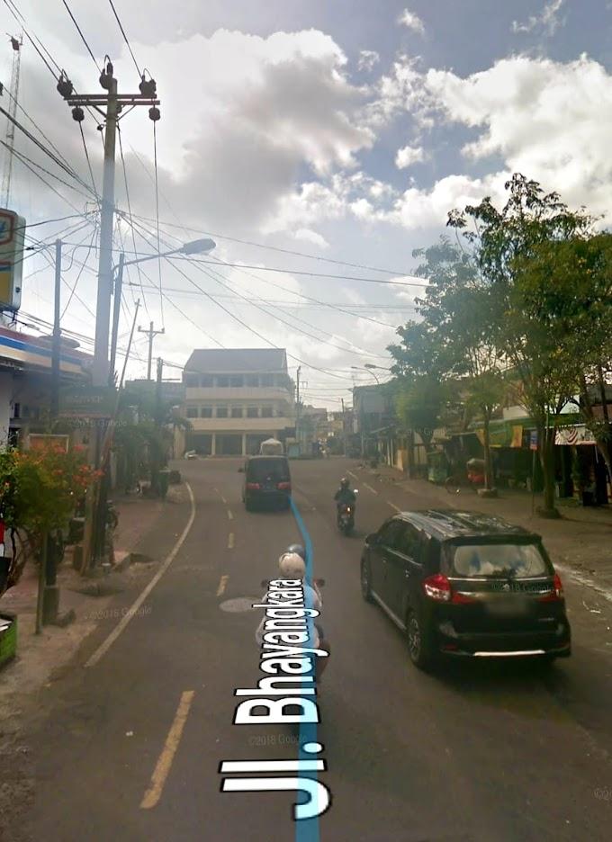 Tanah Bonus Bangunan Sangat Strategis Kawasan PREMIUM Jalan Utama Barat MALIOBORO