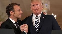 Quan hệ Đồng minh giữa Pháp - Mỹ thất bại lớn dưới thời Joe Biden
