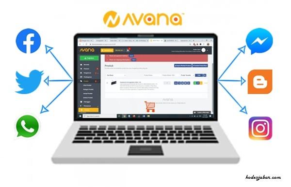 AVANA, Tools Social Commerce Paling Jitu untuk Jualan Online