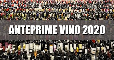anteprime vino 2020 italia