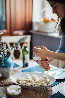 Tandoori Momo Recipe -- Make Tandoori Momos In a Pan
