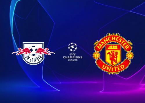 RB Leipzig vs Manchester United -Highlights 08 December 2020