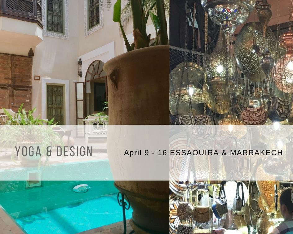 yoga, design, essaouira, marrakech