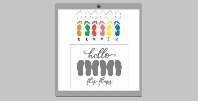 htv, heat transfer vinyl, vinyl scraps, heat press, summer project