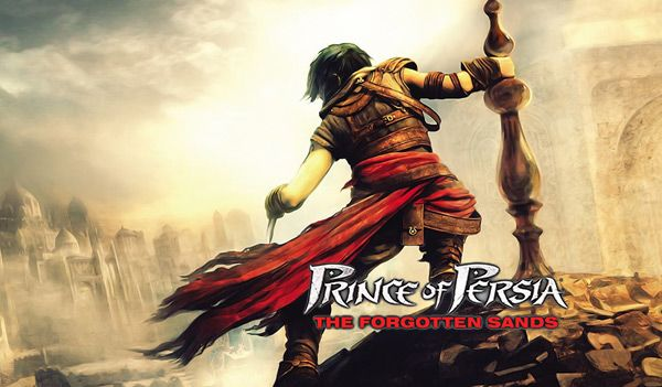 Prince of Persia Forgotten Sands PSP Iso Download for Android