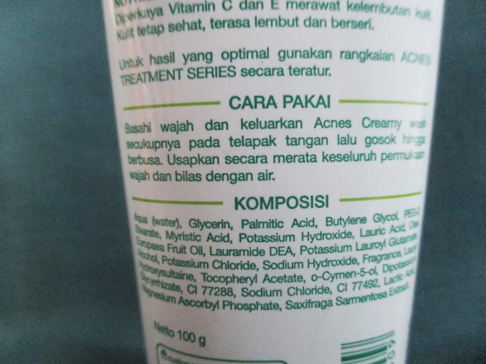 review quot acnes quot acne treatment series girl 39 s talk