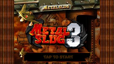Download Game Android Gratis Metal Slug 3 apk + obb