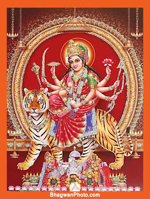 Images Of Durga Maa