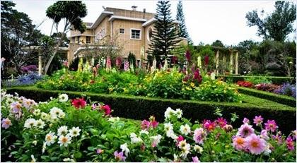 พระราชวังฤดูร้อนบ๋าวได๋ (Bao Dai Summer Palace)
