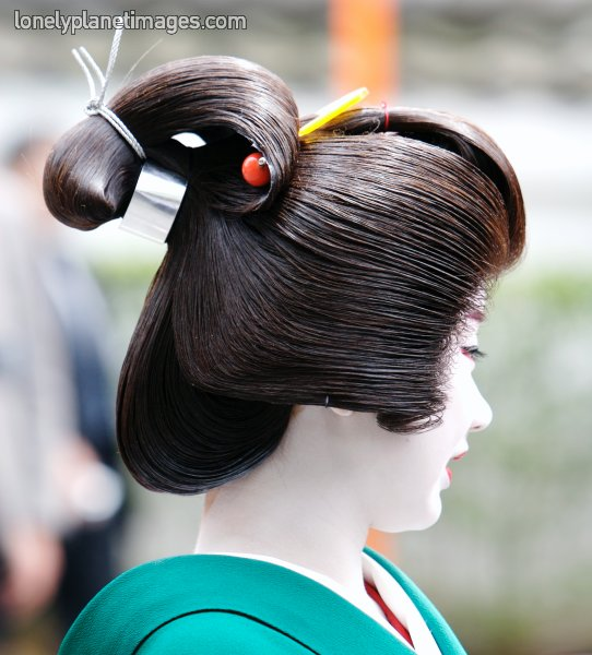 Japanese Wedding Hairstyles: Traditional Japanese Wedding Hairstyles Picture