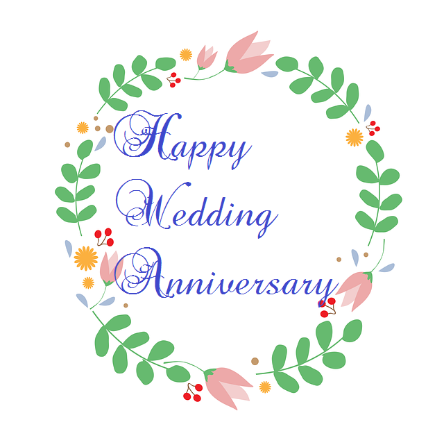Happy Anniversary Images With Flowers