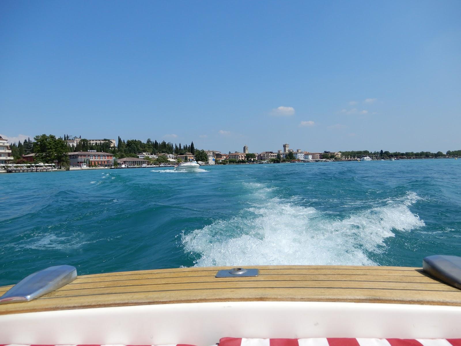 Pocztówka znad Jeziora Garda - Włochy