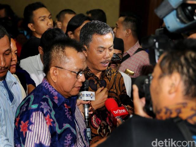 Terungkapnya Percakapan Prasetio Edi dan M Taufik Soal 'Order' Pasal