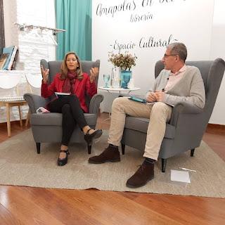 Rosa Huertas y Ernesto Calabuig