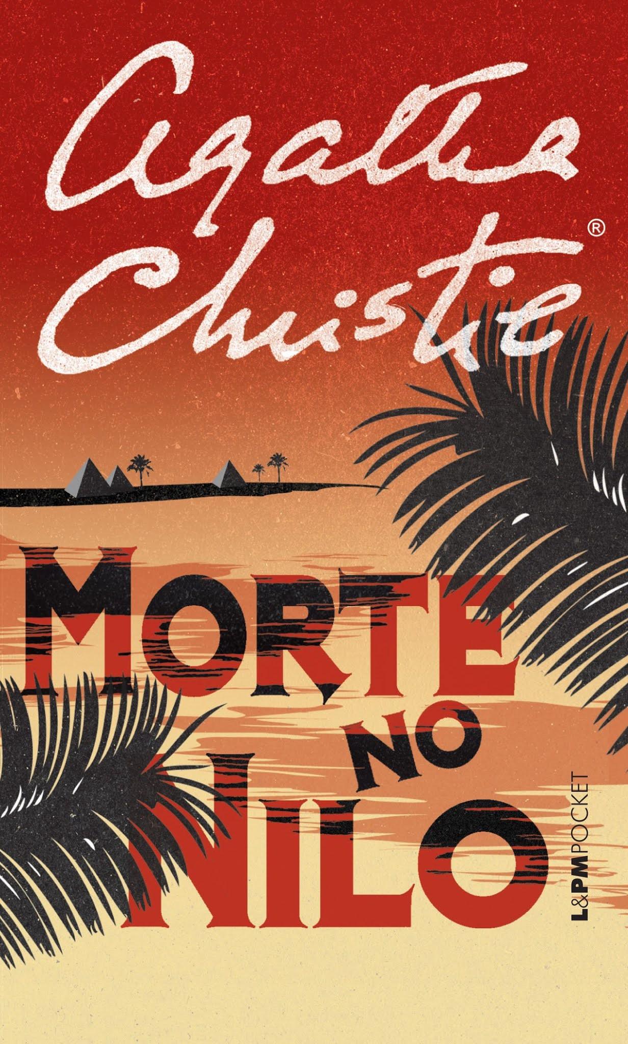 Morte no Nilo   Agatha Christie