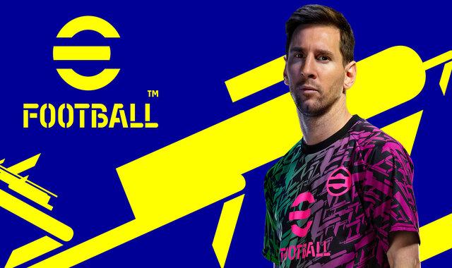 تحميل لعبة EFootball 2022 للكمبيوتر مجانا كاملة