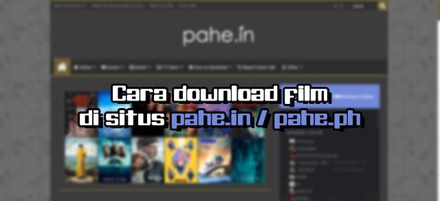 cara download film di pahe