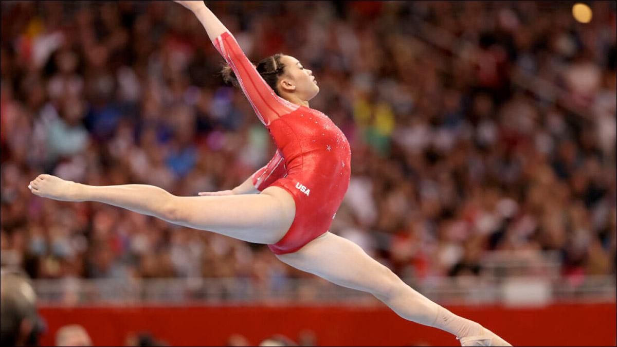 Suni Lee Earns a Spot at the Tokyo Olympics