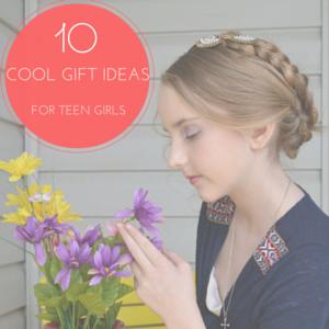10 cool gift ideas for tween girls