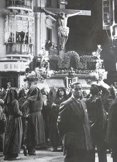 El origen de la Semana Santa de Málaga