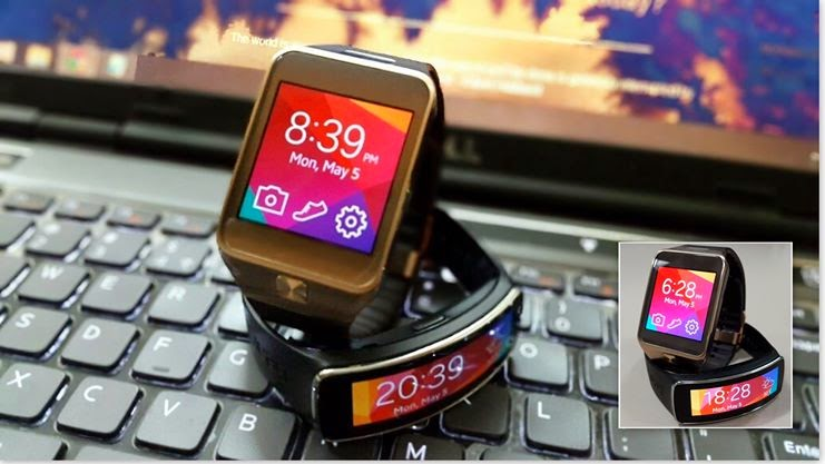 Samsung Galaxy Gear 2 and Gear Fit : Features, Review ...