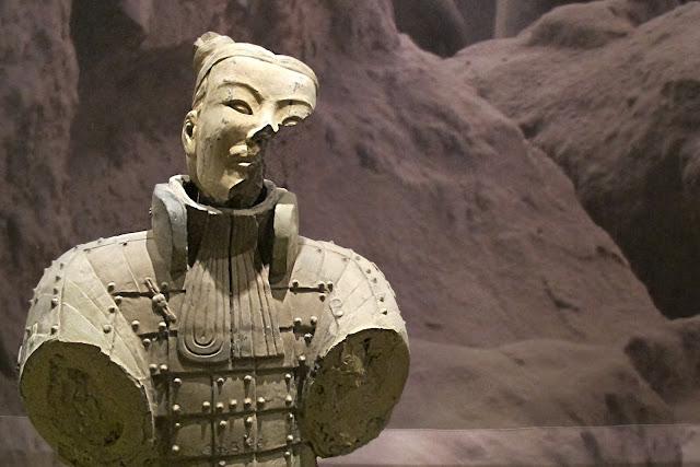 Brussel: het Chinese terracottaleger