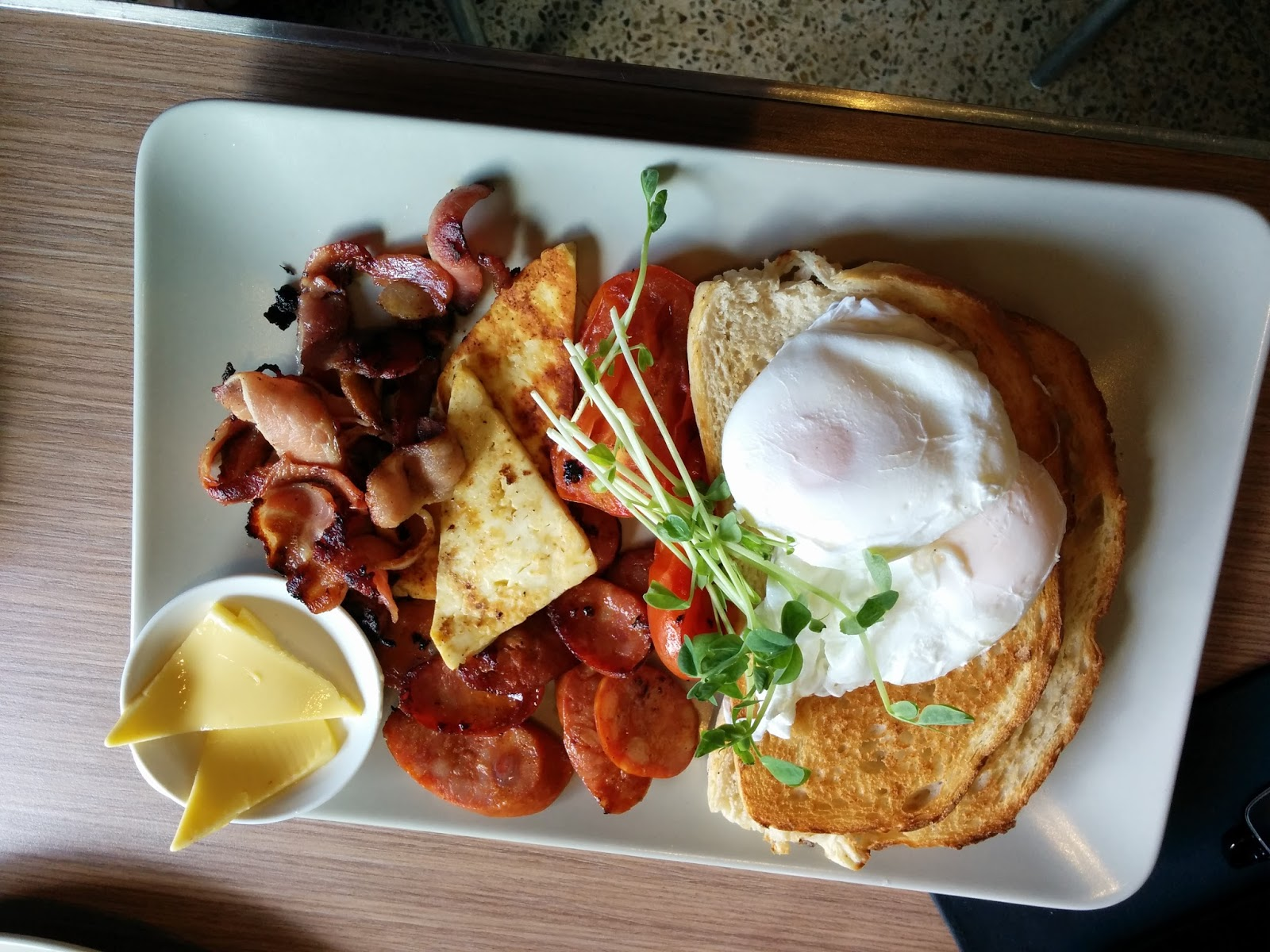 Karin's Recipes and Random Musings: Brunch @ Raw & Wild, Bowral