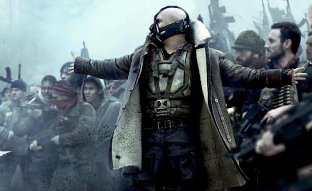 Donald Trump plagia discurso de Bane en película de Batman
