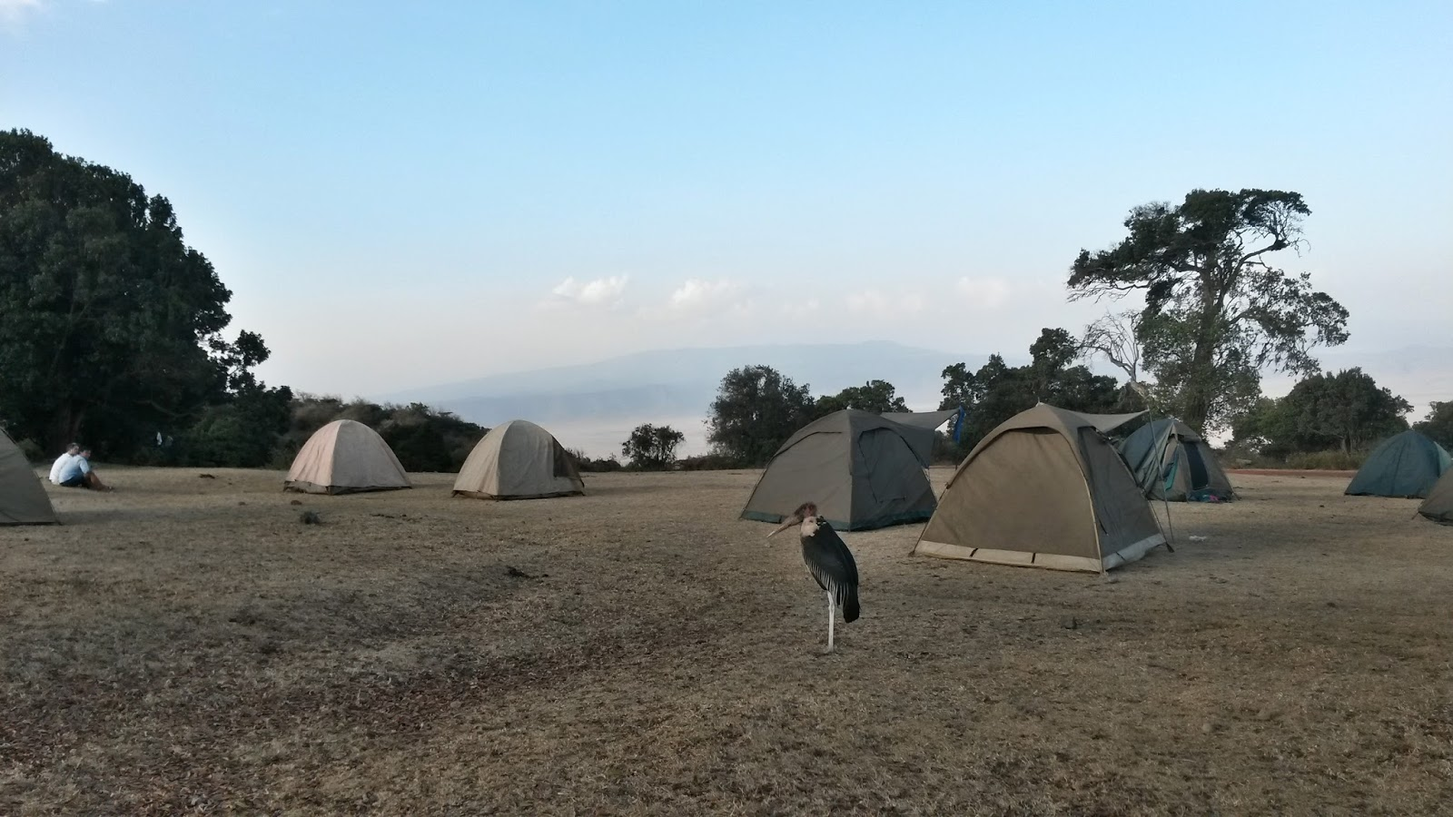 tents africa afrika