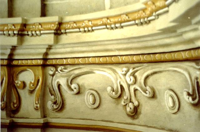 falkép restaurálás