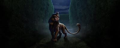 Il labirinto (Momento 1) - la Sfinge
