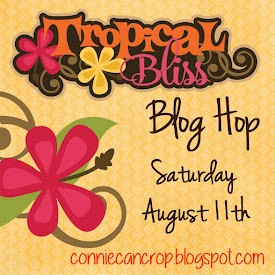 Tropical Bliss Blog Hop