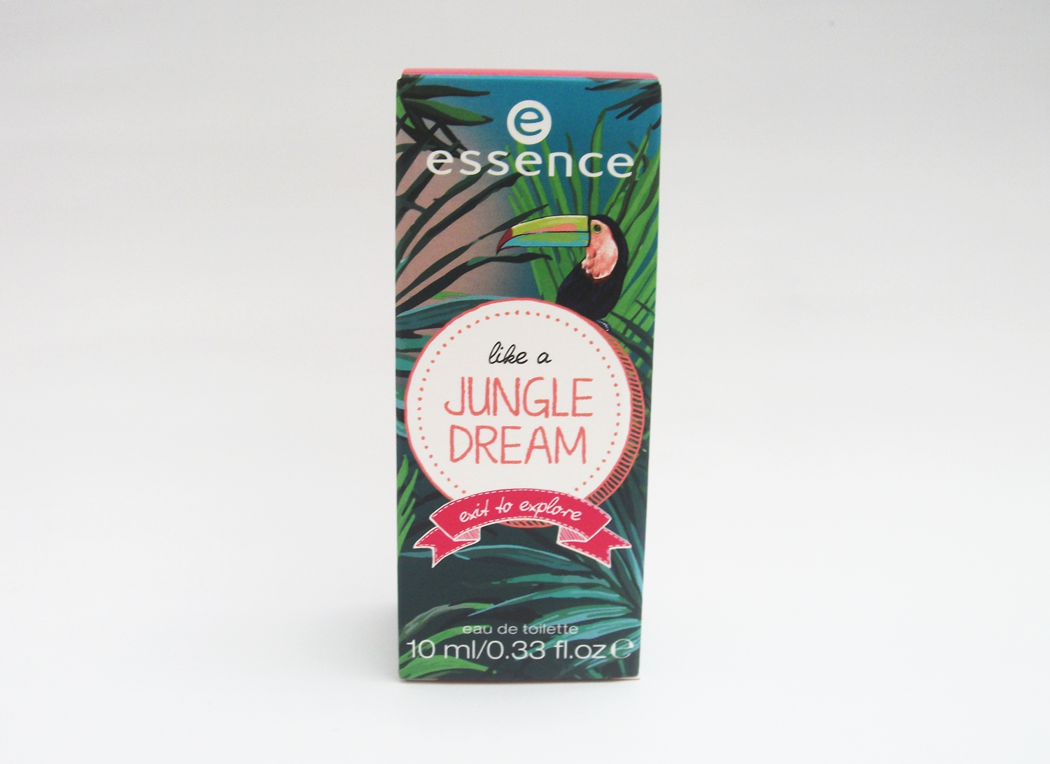 "Perfume ""Like a Jungle Dream"", Essence Exit to Explore"
