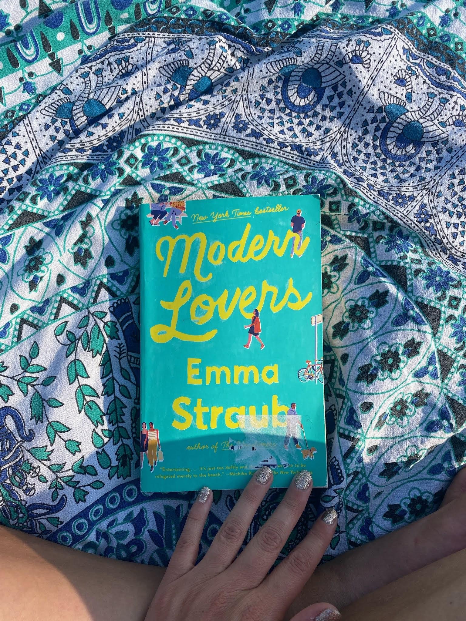 Modern Lovers Novel | biblio-style.com
