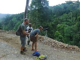 Birding in tropical rainforest of West Papua