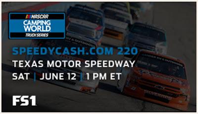 NASCAR Camping World Truck Series SpeedyCash.com 220