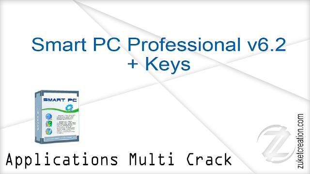 Smart PC Professional v6.2 + Keys     |   5 MB