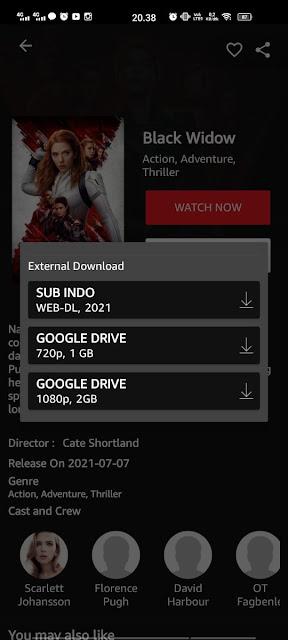 Aplikasi Android Movitv4k Website Movie TV Series - Apk Movie- Nonton Film Gratis - Download Film Gratis