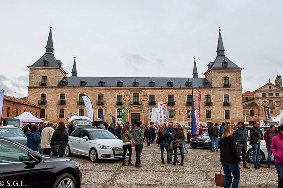 Palacio Ducal de Lerma, parador de turismo. Visitano Lerma