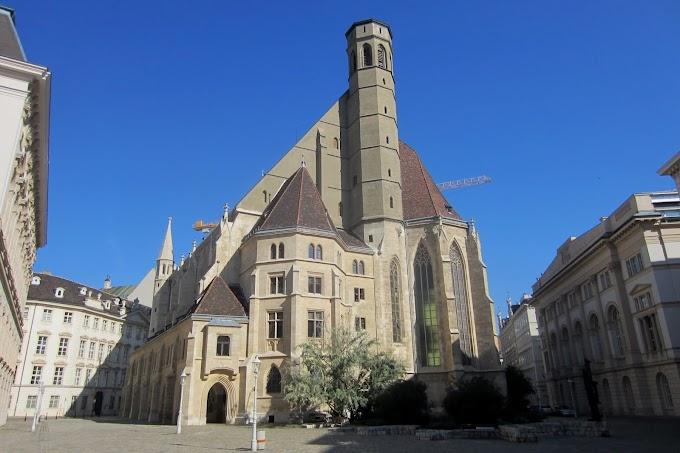 Um centro de resistência católica: a Minoritenkirche de Viena