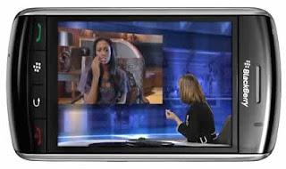 BlackBerry TV Streaming
