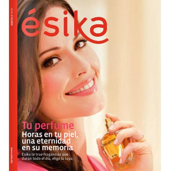 ESIKA 2013 C-11 / Catalogo Julio | LO VI Y LO QUIERO