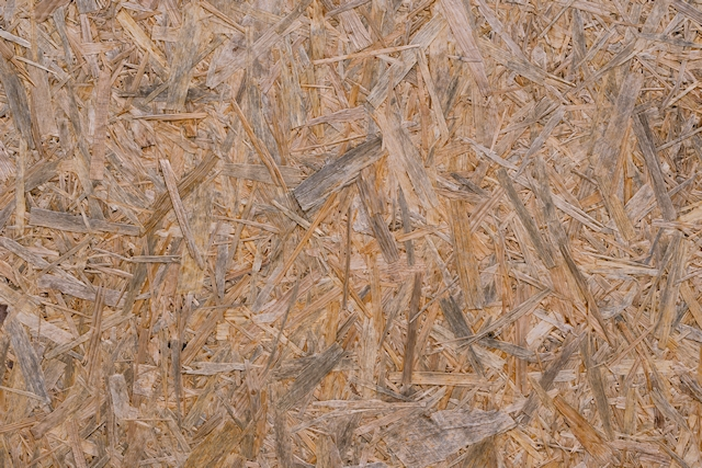 Orange tinted plywood texture