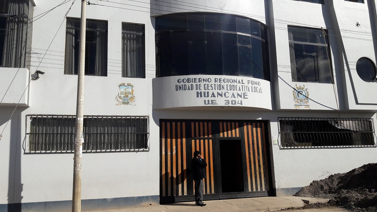 UGEL Huancané