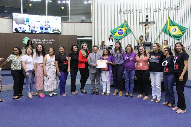 Deputado Nizo Costa faz sessão solene  em homenagem ao dia do combate ao feminicídio